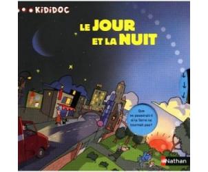 Livre Le jour et la nuit - Kididoc