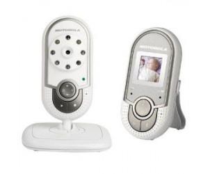 Ecoute-bébé vidéo digital MBP20
