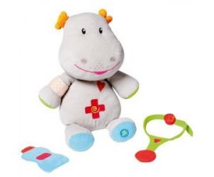 Hippo malade interactif