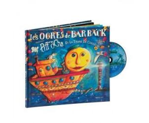 Livre-CD Pitt Ocha et la tisane de couleurs