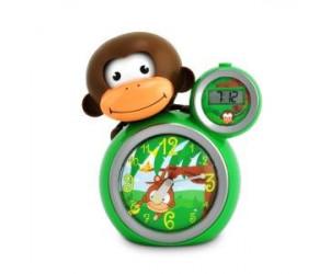 Veilleuse réveil Coach du sommeil singe