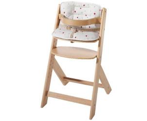 Chaise haute évolutive Domino & réducteur d'assise