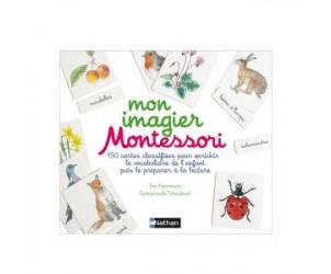 Livre Mon imagier Montessori