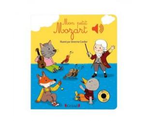 Livre sonore Mon petit Mozart