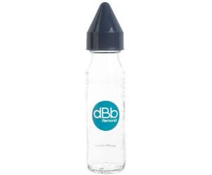 Biberon verre Regul'Air tétine silicone 240 ml