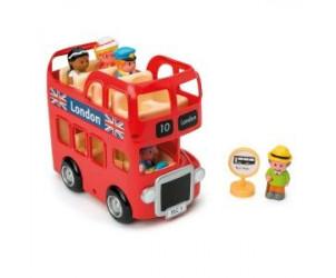 Bus Londonien Happyland
