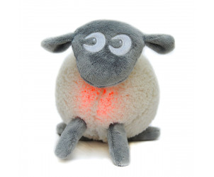 Veilleuse doudou peluche Ewan le mouton