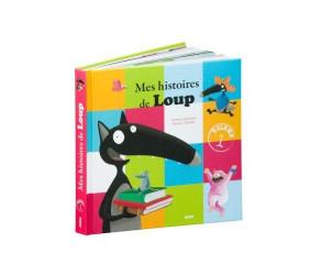 Livre Mes histoires de Loup Volume 1
