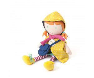 Lisette la poupée multi-activités