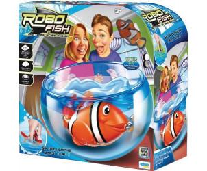 Kit Aquarium + Robo Fish