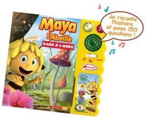 Magi Livre Interactif  Maya l'abeille