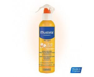 Spray solaire très haute protection
