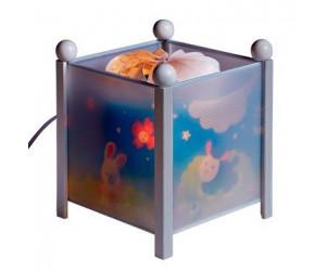Lanterne magique Frison