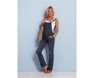 Salopette grossesse en jean