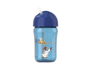 Tasse anti-fuites à paille 260 ml