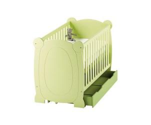 Lit bébé Bulle à barreaux