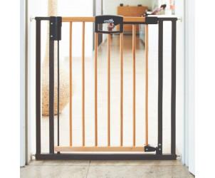 Barrière de sécurité Easylock Wood bois métal