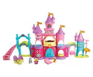 Tut Tut Copains - Le château magique du royaume enchanté