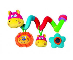 Spirale d'Activités Hippo