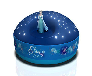 Veilleuse Elsa reine des neiges