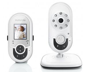 Babyphone vidéo avec écran 1,8