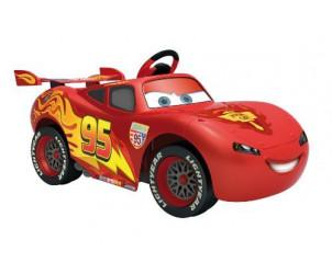 Voiture électrique Cars 2 - Flash Mc Queen