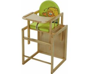 Chaise Haute Combinée