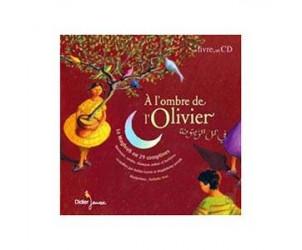 A l'ombre de l'Olivier Livre CD