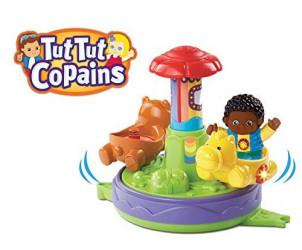 Tut Tut Copains : Mon p'tit manège magique avec Titou p'tit casse-cou