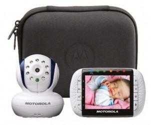 Babyphone vidéo MBP 34