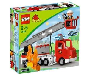 Duplo Le camion des pompiers