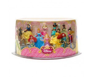 Coffret Deluxe 11 figurines princesses