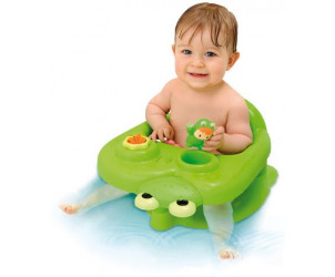 Siège de bain et table d'activités Cotoons