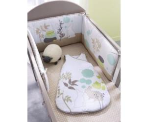 tour de lit bébé mixte Tour de lit bebe brode Pétales VERTBAUDET : Avis tour de lit bébé mixte
