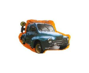 Coussin motif voiture chambre garcon theme autos VERTBAUDET : Avis