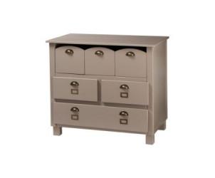 Commode a langer devinette for Catalogue vertbaudet meuble