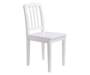 Chaise blanche chambre enfant VERTBAUDET : Avis et ...
