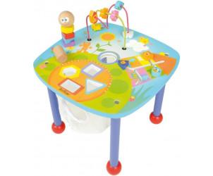 Table d'activités Garden