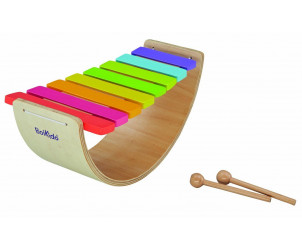 Xylophone géant