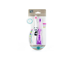 Brosses à dents 3-6 ans
