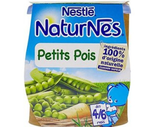Naturnes Petits Pois