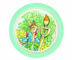 Assiette Peter Rabbit