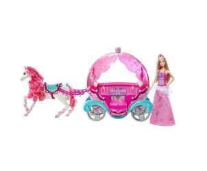 Carrosse conte de fées Barbie