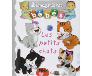 L'imagerie des bébés - les chats