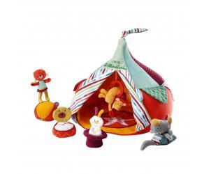 Le cirque et ses acrobates