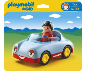 Playmobil 1.2.3 - Voiture cabriolet