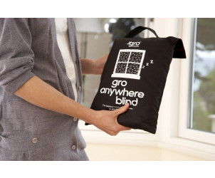 Store - Rideau occultant Gro-anywhere blind