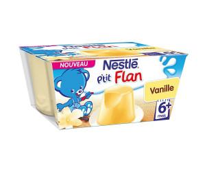 P'tit Flan Vanille