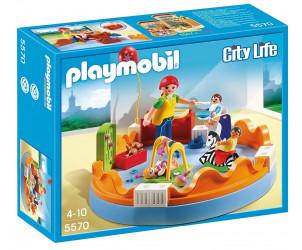Playmobil City Life - Espace crèche avec bébés