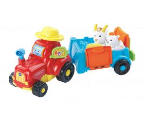 Tut Tut Animo - Mon Super Tracteur à remorque